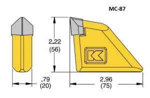 MC-87 MOST